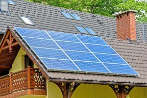 Verifier travail panneau solaire photovoltaique